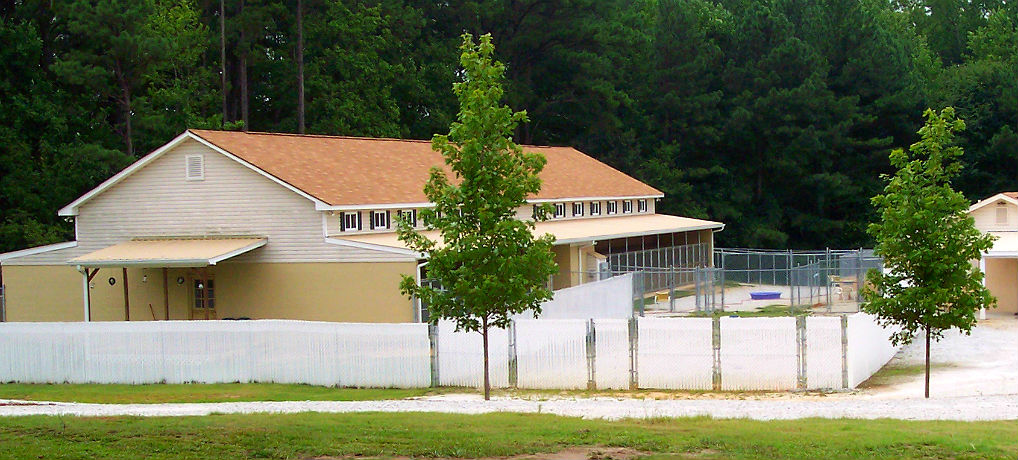 Luxurious Dog Boarding Kennels in Metro Atlanta